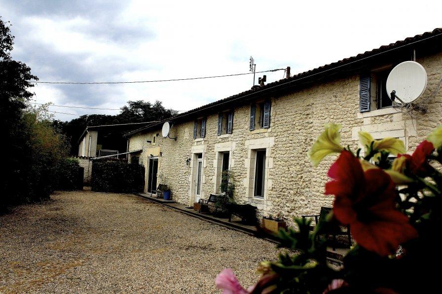Farm house in France, Vibrac