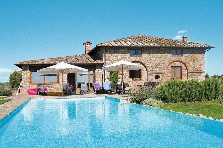 Apartment in Italy, Castelnuovo Berardenga
