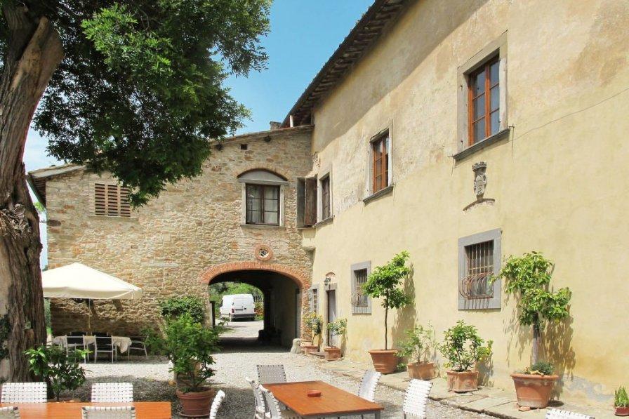 Apartment in Italy, Greve in Chianti