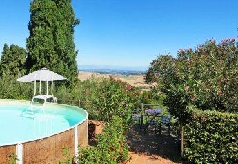 1 bedroom Villa for rent in Lajatico