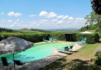 2 bedroom Villa for rent in Castellina in Chianti