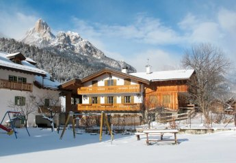 3 bedroom Villa for rent in Val di Fassa