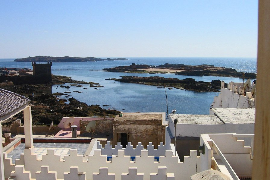 Owners abroad Riad de la Mer, Essaouira