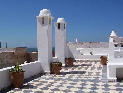 Villa in Morocco, Essaouira: Terrace