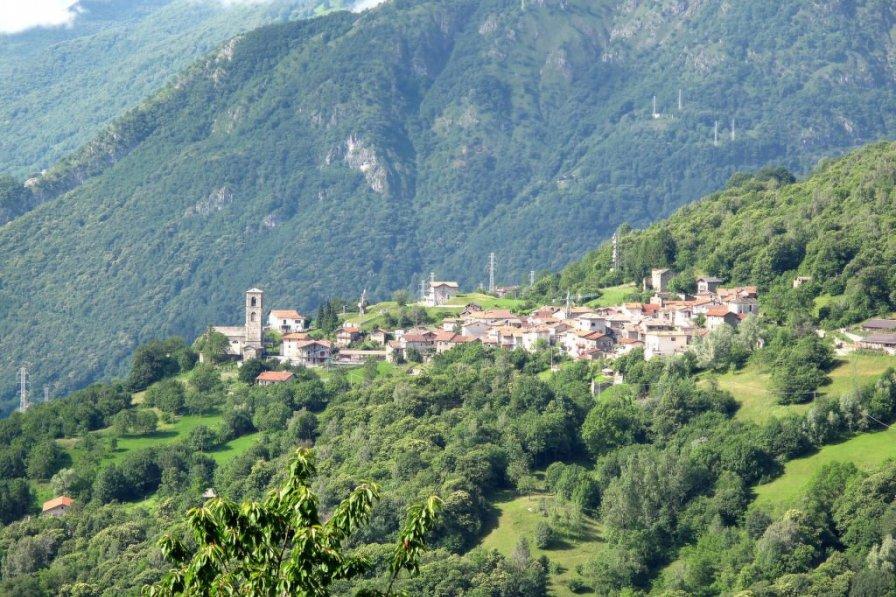 Apartment in Italy, Brenzio
