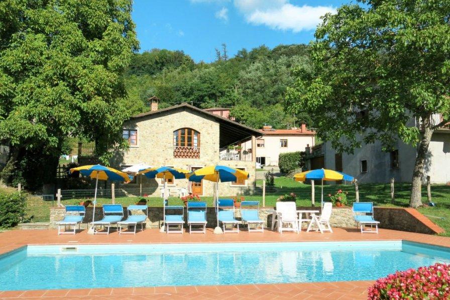 Villa in Italy, Castiglione di Garfagnana