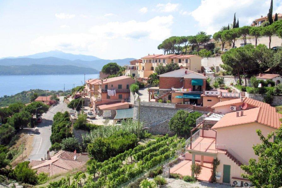 Apartment in Italy, Capoliveri