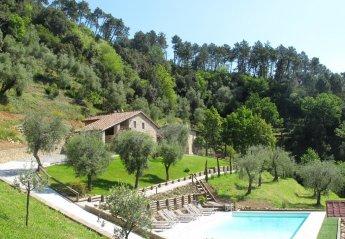 5 bedroom Villa for rent in Pescaglia