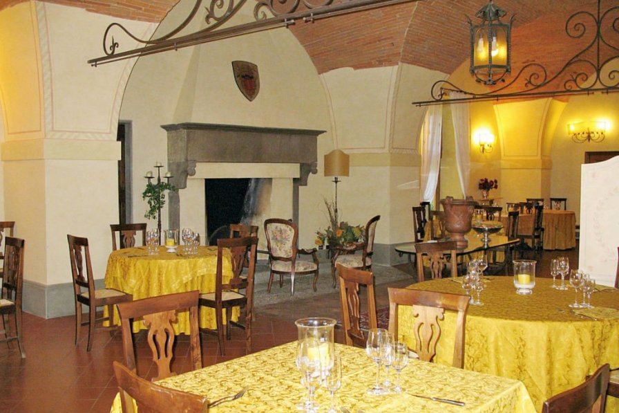Apartment in Italy, Meleto