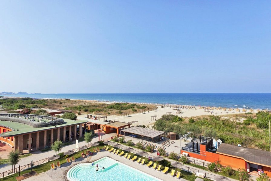 Apartment in Italy, Marina di Pisa-Tirrenia-Calambrone