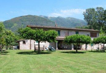 6 bedroom Villa for rent in Camaiore