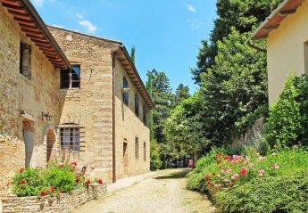 1 bedroom Apartment for rent in Montespertoli