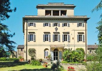 21 bedroom Apartment for rent in Bucine