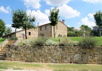 2 bedroom Apartment for rent in Pienza