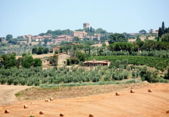 4 bedroom Apartment for rent in Pienza