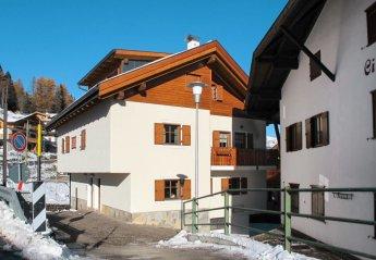 6 bedroom Apartment for rent in Val di Fassa