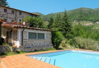 6 bedroom Villa for rent in Capannori