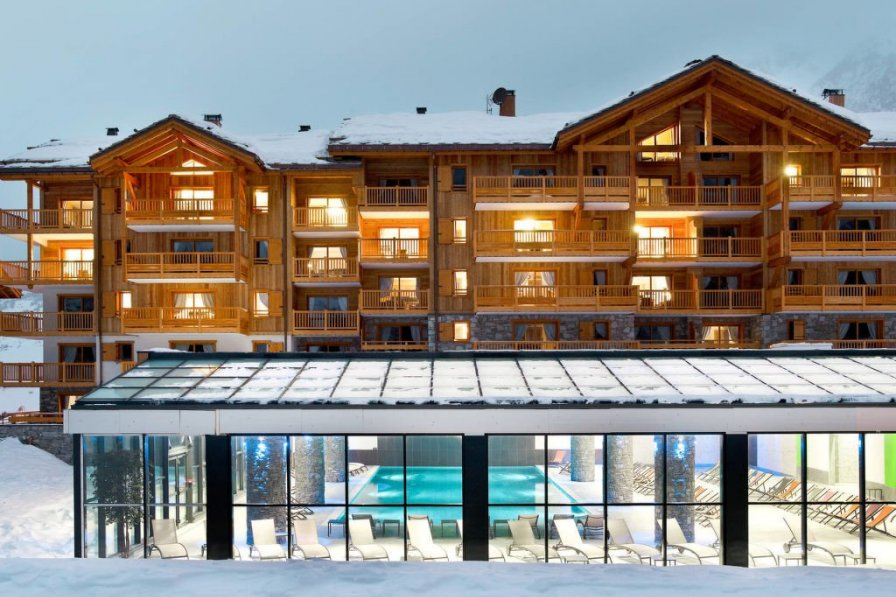 Apartment in France, Val-Cenis