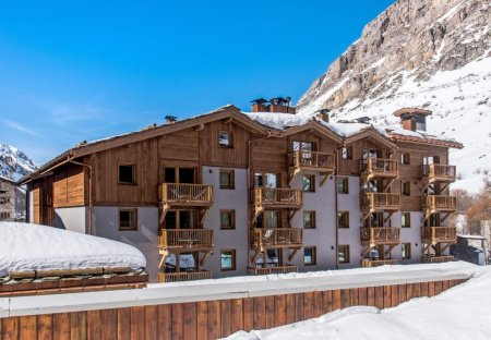 Apartment in Val-d'Isère, France