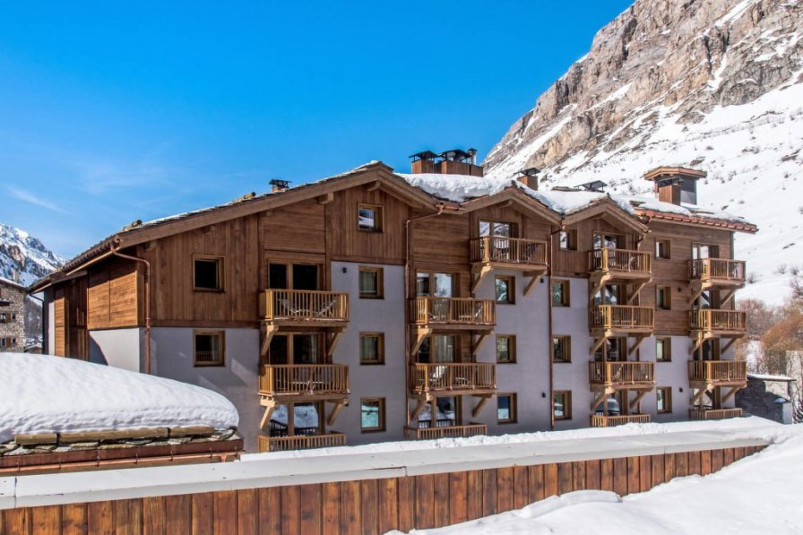 Apartment in France, Val-d'Isère