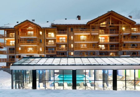 Apartment in Val-Cenis, France