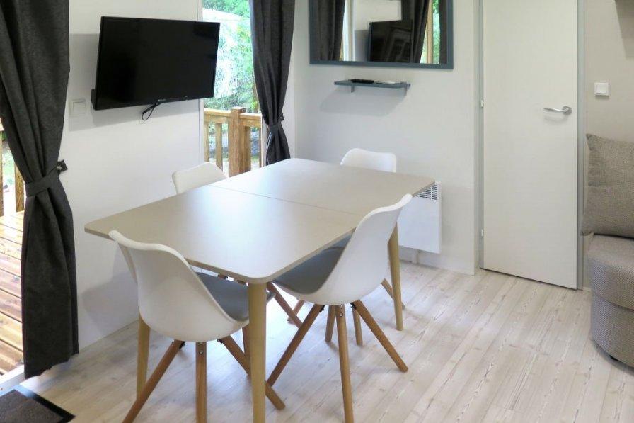 Mobile home (motorised)  in France, Seignosse