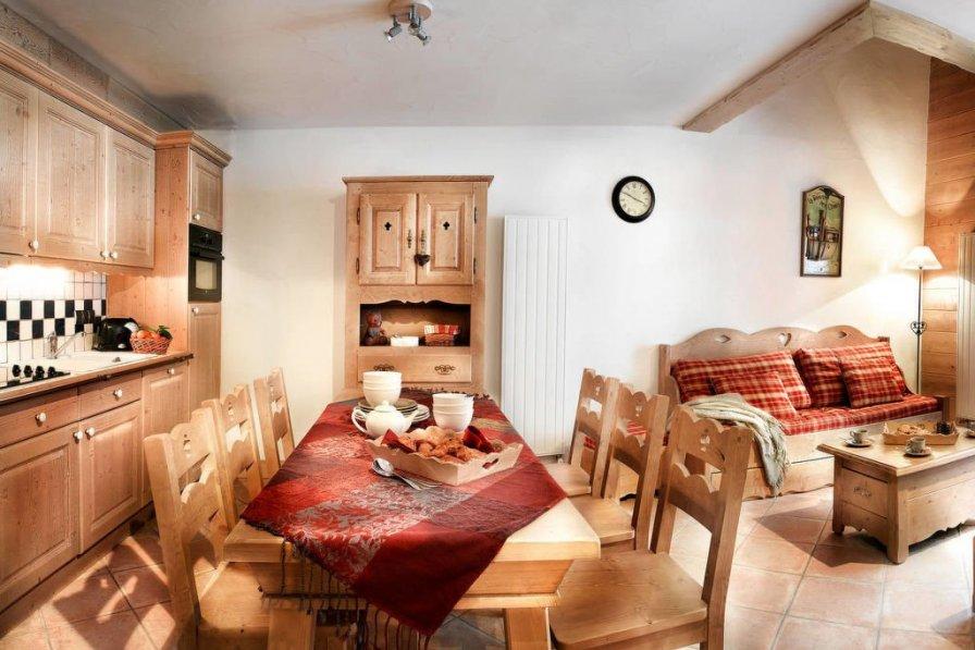 Apartment in France, Sainte-Foy-Tarentaise