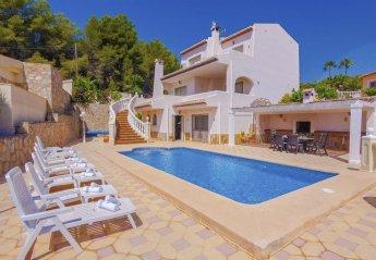4 bedroom Villa for rent in Moraira