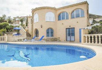 1 bedroom Villa for rent in Moraira