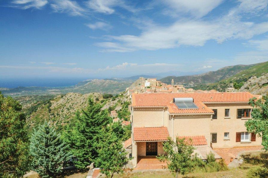Speloncato villa to rent