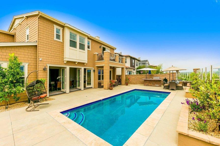 Luxury Playa Vista Villa w/ Private Pool & Gym