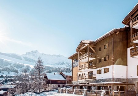 Apartment in Les Avanchers-Valmorel, France