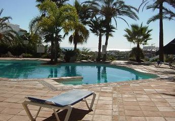 Apartment in Spain, La Duquesa Golf & Country Club: One of the lovely pools