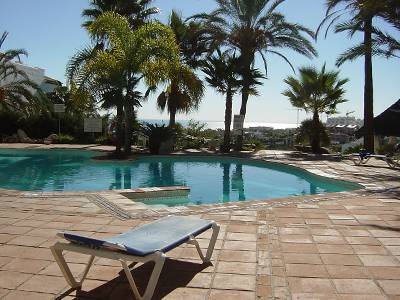 Apartment in Spain, La Duquesa: One of the lovely pools