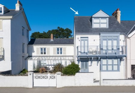 House in Instow, England