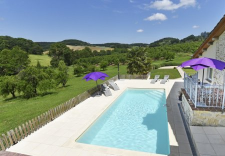Villa in Castelmoron-sur-Lot, France