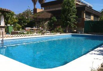 7 bedroom Villa for rent in Benidorm