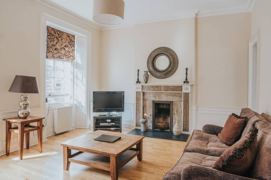Apartment in United Kingdom, New Town