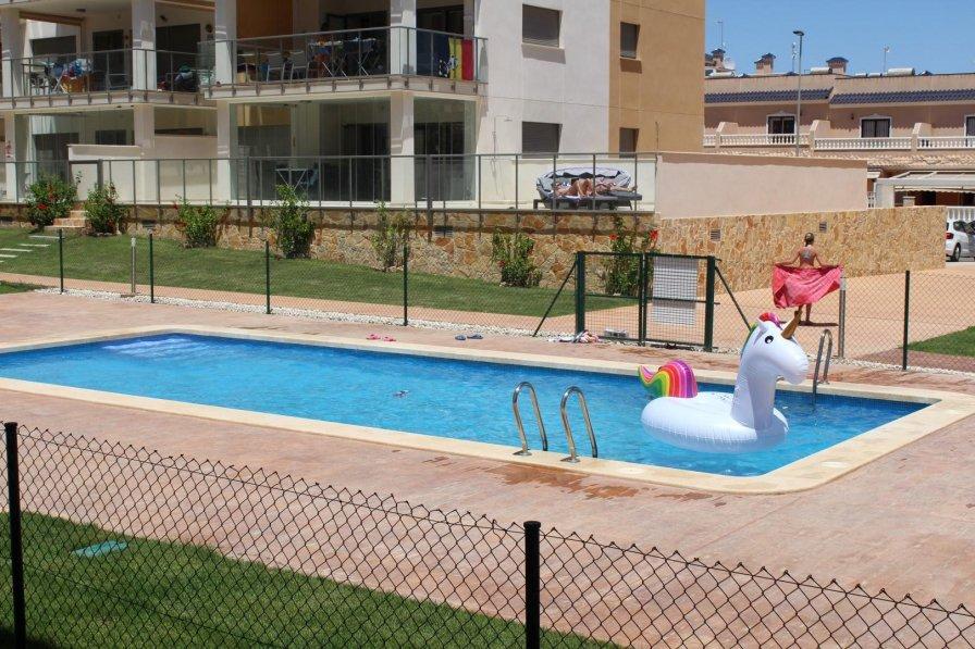 Apartment in Spain, El Barranco