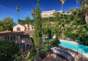 6 bedroom Villa for rent in Cannes