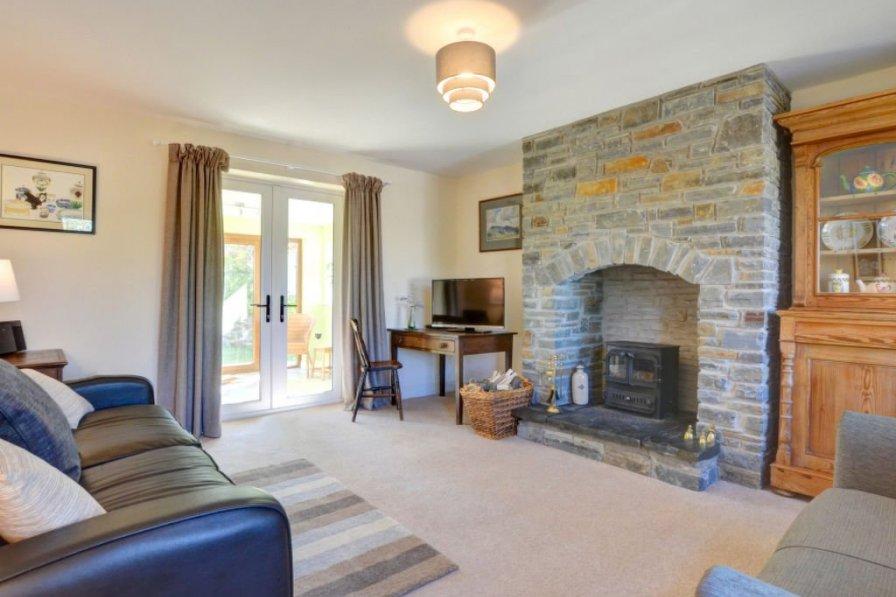 Holiday home rental in Llandyfriog