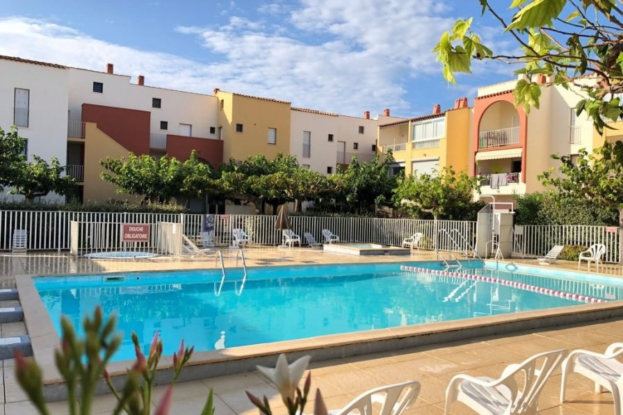 Apartment To Rent In Le Cap D 39 Agde The South Of France With Swimming Pool 271199