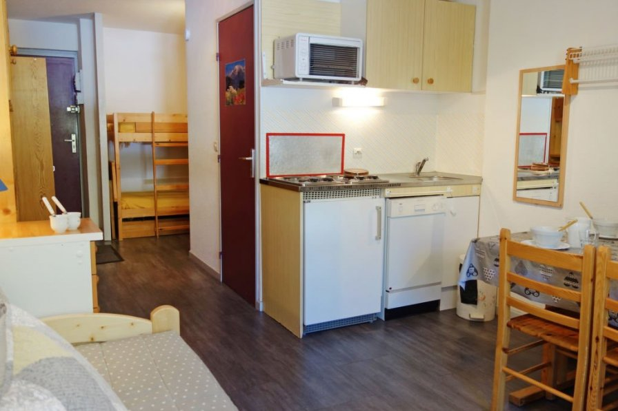 Apartment to rent in Tignes