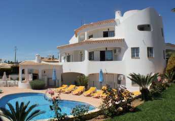 7 bedroom Villa for rent in Albufeira