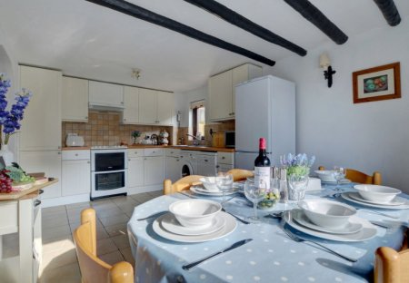 Cottage in Woolfardisworthy, England
