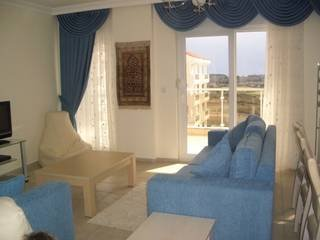 Apartment in Turkey, Manavgat: lounge