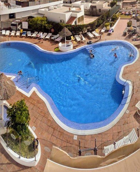 Apartment in Spain, San Eugenio Alto