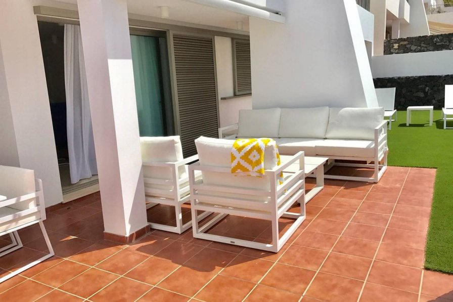 Apartment in Spain, La Caleta