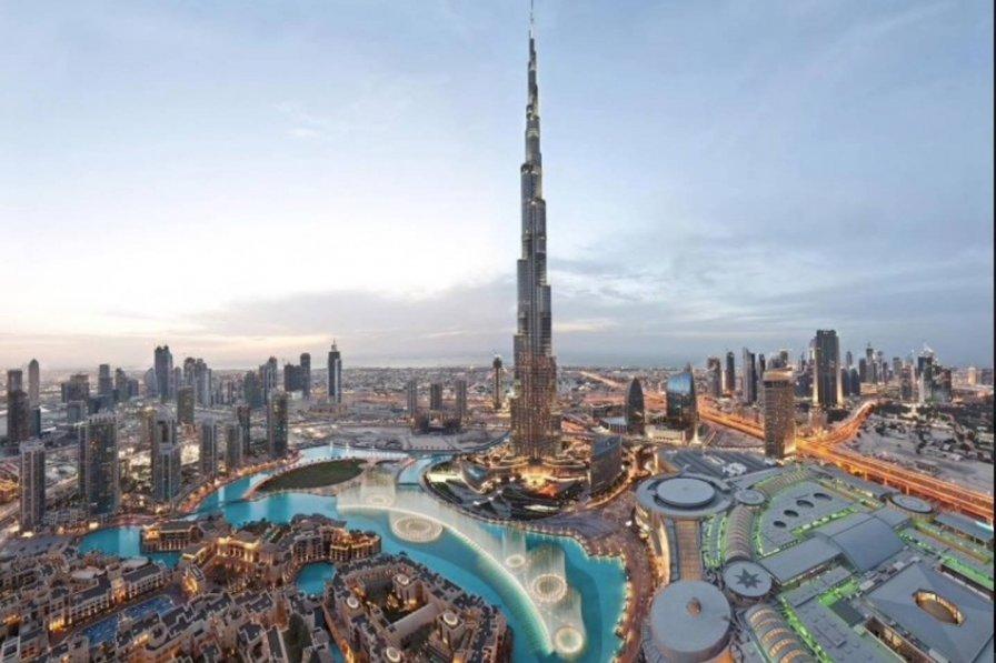 Apartment rental in Dubai