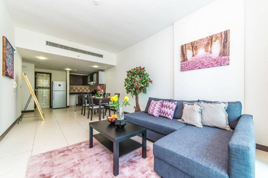 Holiday apartment in Dubai